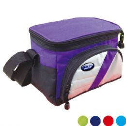 24 Units of Six Can Cooler Insulated - Cooler & Lunch Bags