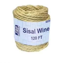 48 Units of 120 Foot sisal twine - Rope and Twine
