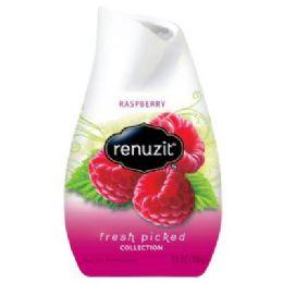 72 Units of Renuzit raspberry 7oz - Air Fresheners