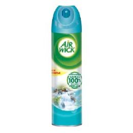 72 Units of Awick AF fresh water 8oz - Air Fresheners
