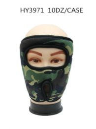 60 Units of Unisex Winter Camo Ski Mask - Unisex Ski Masks