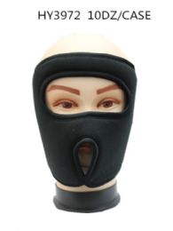 60 Units of Unisex Winter Black Ski Mask - Unisex Ski Masks