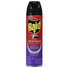 48 Units of Ant&roach Lavender 17.5oz - Pest Control