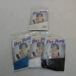 36 Units of DU-Rags [assorted Colors] - Head Wraps