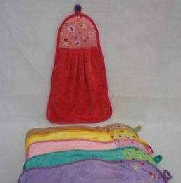 96 Units of Printed Hanging Potholder/towel - Oven Mits & Pot Holders