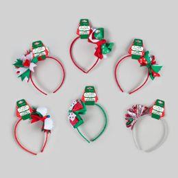 48 Units of Headband Christmas