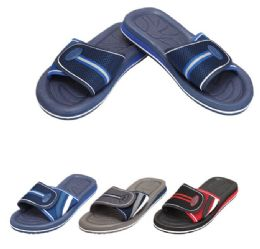48 Units of Men's Sandals--SPORT - Men's Flip Flops and Sandals