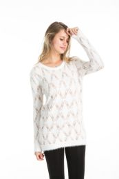 24 Units of Tone Long Sleeve Sweater Tunic - Womens Sweaters & Cardigan