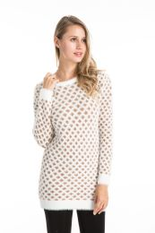 36 Units of Tone Long Sleeve Sweater Dress - Womens Sweaters & Cardigan