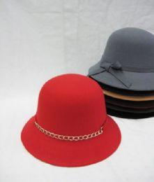 36 Units of Womens Fashion Bucket Hats Assorted - Fashion Winter Hats