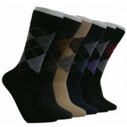 360 Units of Men's Dress Socks - Mens Dress Sock