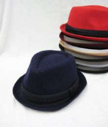 36 Units of Mens Winter Fashion Hat In Assorted Colors - Fashion Winter Hats