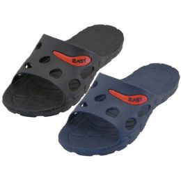 36 Units of Men's Sport Slide Sandals - Men's Sneakers