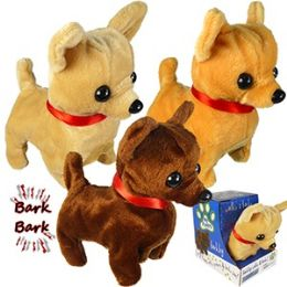 12 Units of WALKING MY PUPPY CHIHUAHUAS w/ SOUND - Animals & Reptiles