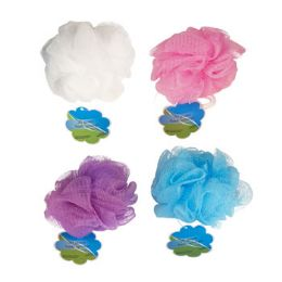 80 Units of Bath Sponge - Loofahs & Scrubbers