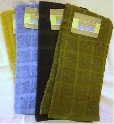 72 Units of Heavy Yarn Dyed Kitchen Towel - Kitchen Towels