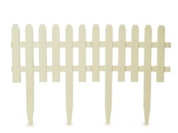 96 Units of 2pc Connecting Picket Fences - Garden Tools