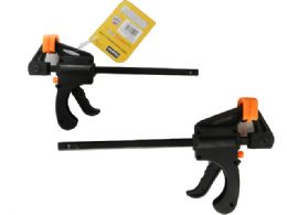 """96 Units of Dual Action Quick-Grip Bar Clamp, 8""""L - Clamps"""