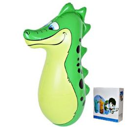 24 Units of Inflatable Punching Bag Dinasour - Inflatables