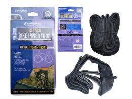 "72 Units of Bicycle Inner Tube Size: 18"" Diameter - Biking"
