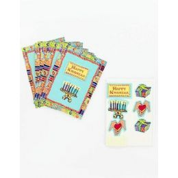 600 Units of 8 kwanza note cards with envelopes - Note Books & Writing Pads