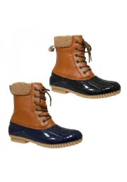 12 Units of Winter Warm Fashion Boots - Women's Boots