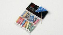 "72 Units of Party Umbrella Sticks 24 Piece 4"" - Party Paper Goods"