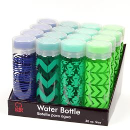 32 Units of Water Bottle 30 Oz. - Sport Water Bottles