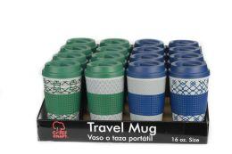 36 Units of Travel Mug 16.5 oz. PDQ - Coffee Mugs