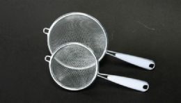 """72 Units of Strainers, 3"""" & 4"""", SS Mesh - Strainers & Funnels"""