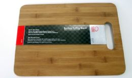 "12 Units of Bamboo Cutting Board 11 X 15"" - Cutting Boards"