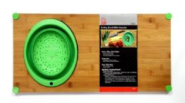 """6 Units of Cutting Board With Colander 12 X 24"""" - Cutting Boards"""