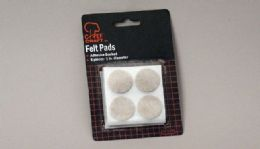 "72 Units of Felt Pads,1"" 8 Piece - Home Accessories"