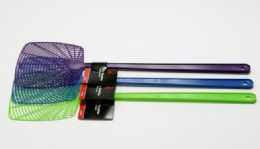"72 Units of Fly Swatter, 1 Piece. 18 "" - Pest Control"
