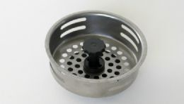 72 Units of Sink Strainer, Stainless Steel - Home Goods