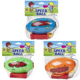 48 Units of Jumbo Speed Ball Shuttle Hand Draw - Balls