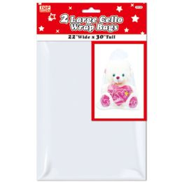 "6 Units of 20"" Bear With/Heart - Valentines"