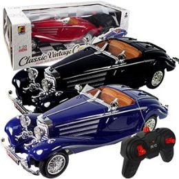 24 Units of Remote Control Classic Vintage Cars - Cars, Planes, Trains & Bikes