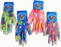 120 Units of Ladies Work Gloves - Kitchen Gloves
