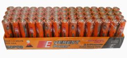 10 Units of 60 Piece.AAA Batteries - Batteries