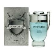 24 Units of Mens Invincible Perfume 100 ml / 3.4 oz. Sprays - Perfumes and Cologne