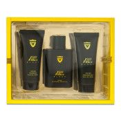 12 Units of Mens Fast & Fierce Gift Set - Perfumes and Cologne