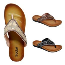 30 Units of Women's Rhinestones Slippers - Women's Slippers