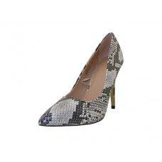 "12 Units of Women's ""shuz High Heel Pump Bride Shoe Snake Print - Women's Heels & Wedges"