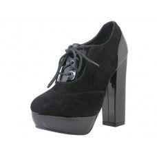 "12 Units of Women's ""angees Shoes"" HI-Heel Slip On Sandal Black Color - Women's Heels & Wedges"