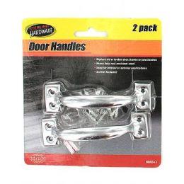 72 Units of 2 Pack door handles - Doors