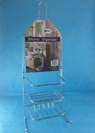 24 Units of Jumbo Metal Shower Caddy - Shower Accessories