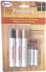 48 Units of 7 Piece Furniture Touch Up Repair Kit Hide Scratches and Flaws - Home Accessories
