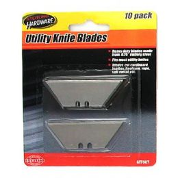 72 Units of Utility Knife Blades - Box Cutters and Blades