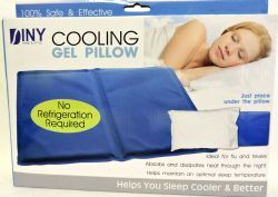 12 Units of Cooling Gel Pillow Just Place Under the Pillow - Pillows